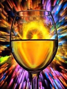 Wine 3 by Robert Gaughan