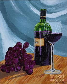 Vicki Maheu - Wine and Grapes