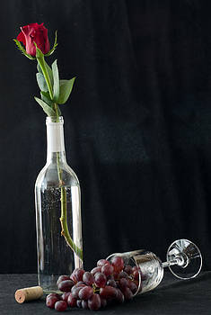 Wine and Roses by Cheryl Cencich