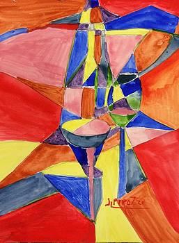 Wine Anyone by Janet  Pirozzi