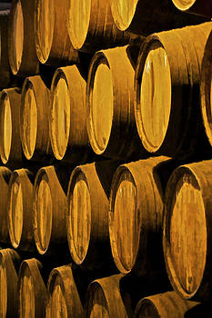 David Letts - Wine Barrels