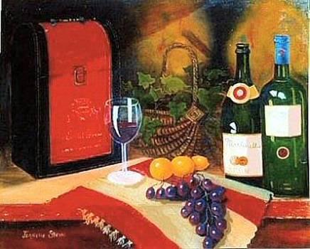 Wine Country by Jeanene Stein