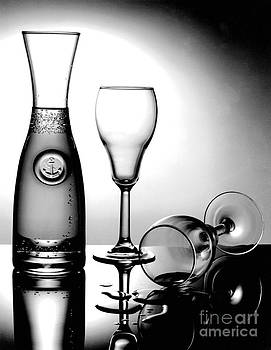 Gary Gingrich Galleries - Wine Glasses