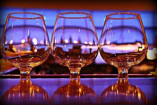 Wine Glasses by Stephanie Leidolph
