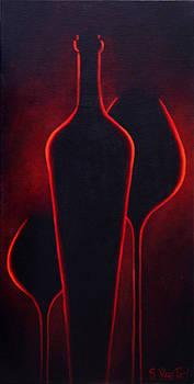 Wine Glow by Sandi Whetzel