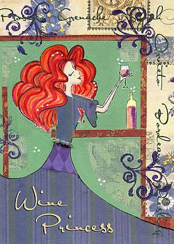 Wine Princess - Classy by Jennifer Lipchin