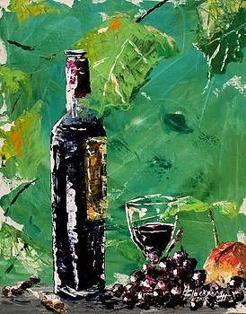 Wine Sampling by Henry Blackmon