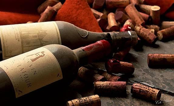 Wine Tasting by Cole Black