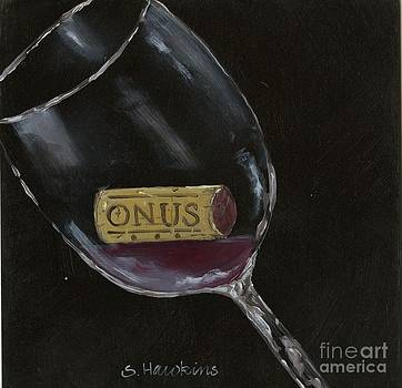 Wine with Dinner II by Sheryl Heatherly Hawkins