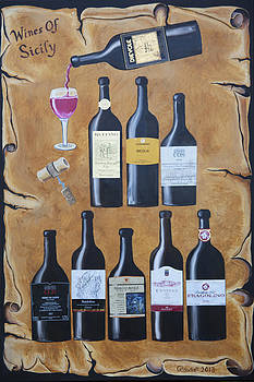 Wines of Sicily by Randall Brewer