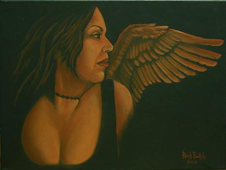 Winged Beauty by Roch  Fautch