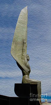 Winged Figures of the Republic by Kenneth Montgomery