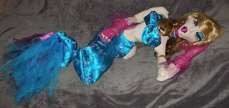 Wingless Mermaid  by Cassandra George Sturges