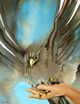 Wings of Eagles by Patricia Howitt