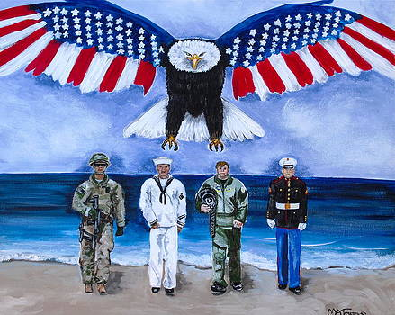 Wings of Freedom by Melissa Torres