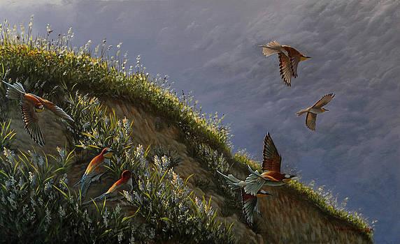 Wings of Sumer by Valentin Katrandzhiev