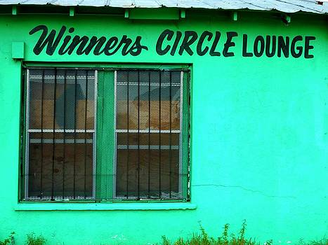 Winner's Circle Lounge by Gia Marie Houck