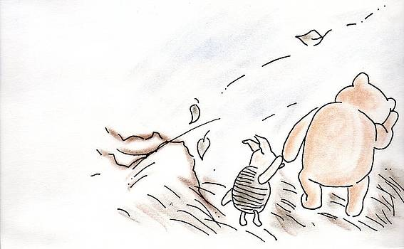 Winnie the Pooh by Michelle Kinzler