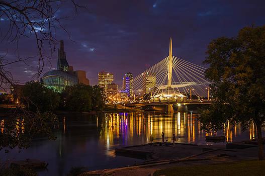 Bryan Scott - Winnipeg Dusk