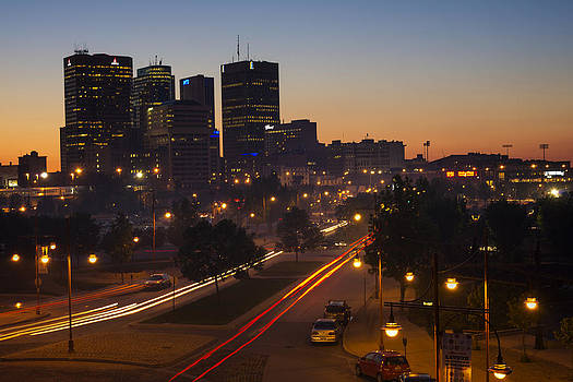 Bryan Scott - Winnipeg Skyline