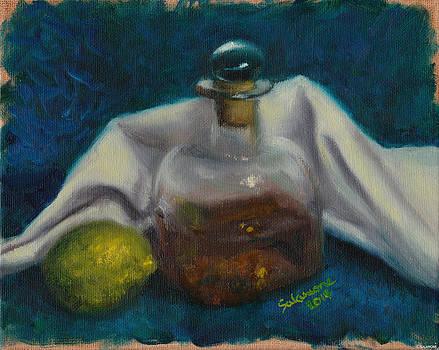 Winslow's Tequila by Brenda Salamone