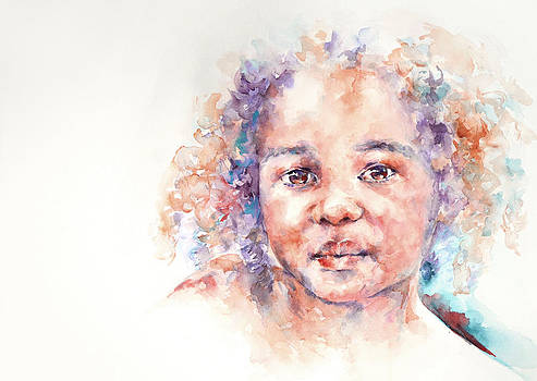 Winsome . . A child from Africa by Stephie Butler