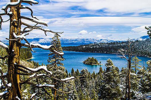 Winter at Emerald Bay - Lake Tahoe by Brandon McClintock