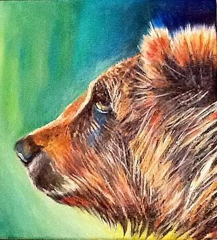 Winter Bear by Carrie Bennett