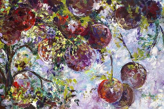 Winter Berries by Karen Ahuja