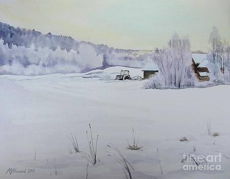 Martin Howard - Winter Blanket