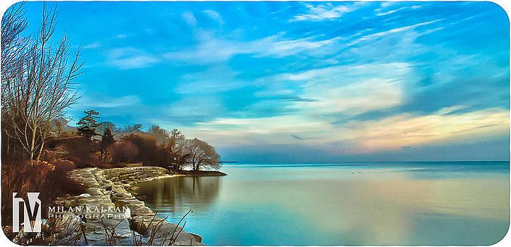 Winter Blues by Milan Kalkan