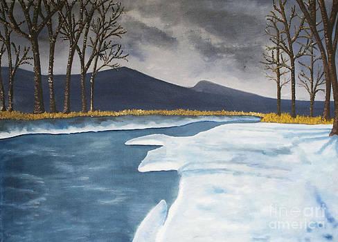 Winter by Cecilia Stevens
