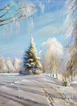 Winter day by Roman Romanov