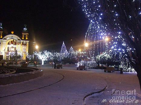 Winter fairytale by Mada Lina
