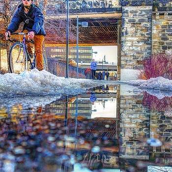Winter Fitness In #philadelphia by Stacey Lewis