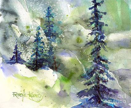 Winter Frost -Lime Ice by Reveille Kennedy