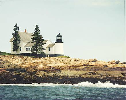 Carolyn Cochrane - Winter Harbor