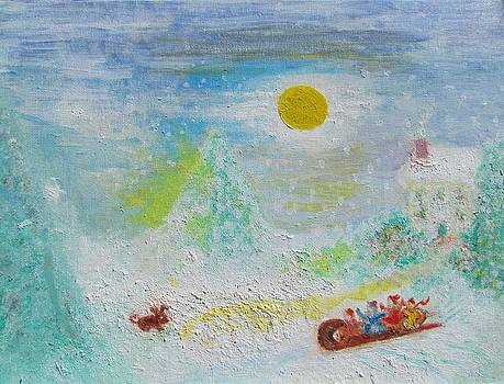 Winter Holiday by Edie Schmoll