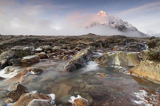 Winter Ice by Bob Falconer