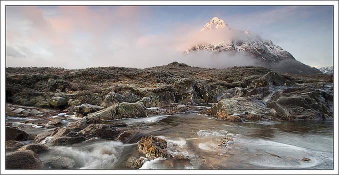 Winter Ice II by Bob Falconer