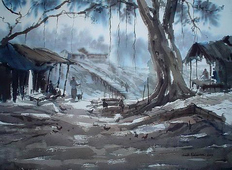 Winter by Jiaur Rahman