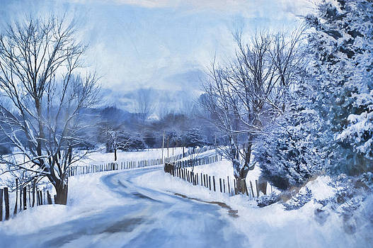 Winter by Kathy Jennings