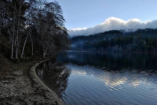 Randal Bruck - Winter Lake