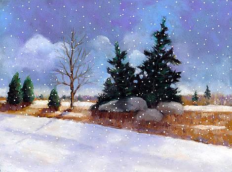 Joyce Geleynse - Winter Landscape