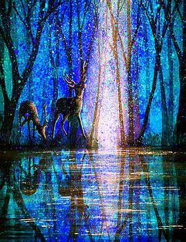 Winter Melody by Ann Marie Bone