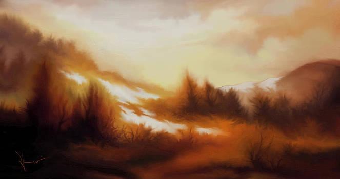 Winter Melt by Hans Neuhart