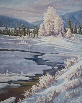 Winter by Milan Pilipovic