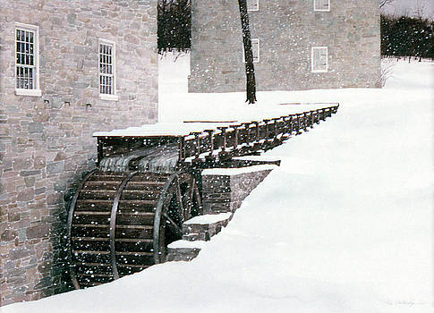 Winter Mill by Tom Wooldridge