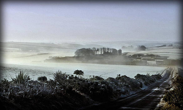 Liz  Alderdice - Winter Mist