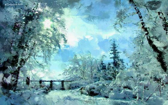 Winter mood by Denis Galkin